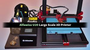 <b>Alfawise</b> U20 Review: A Large Scale Budget 3D <b>Printer</b> - Howchoo