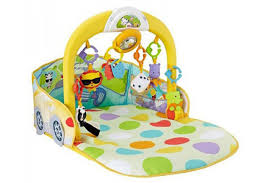 fisher 3 in 1 convertible car gym
