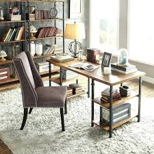 home office desk storage. Modern Desk With Storage Industrial Home Office Vintage Rustic Sofa . A