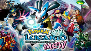 Pokemon The Movie Lucario ki Toofani Shakti in Hindi - YouTube