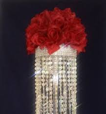crystal chandelier table centerpiece limited time only wedding fl centerpiece candles party favor centerpieces affordable 2599723
