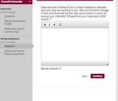 the ultimate guide to applying to cornell cornell essay