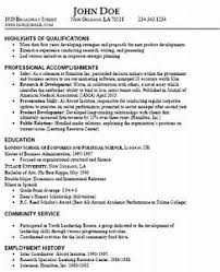 Resume types and samples for Skills resume examples .