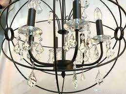 full size of celeste dark antique bronze glass drop crystal chandelier large rectangular orb restoration hardware