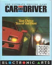 Presenting car and driver's 2021 ev of the year Car And Driver Video Game Wikipedia