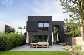 Collect this idea ultra modern black exterior