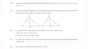 Cbse Sample Paper For Class 9 Sa1 – Maths | Aglasem Schools