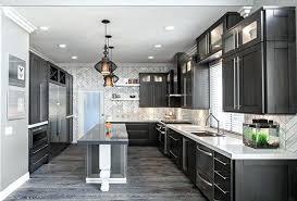 black and grey kitchen luxury kitchen design with grey kitchen cabinet and whit kitchen design using black and grey kitchen