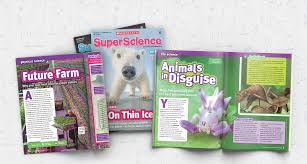 Scholastic SuperScience | The Current Science Magazine for Grades 3-6