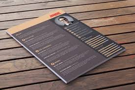 Free Download Resume Template Webdesigner Depot Best 20