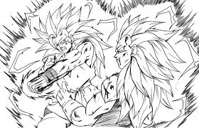 Small Picture Dragon Ball Z Coloring Alltoys for