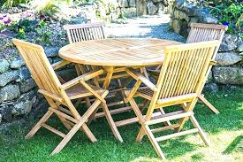 weatherproof wood table outside wood furniture round wooden outdoor table patio teak wood garden furniture weatherproof
