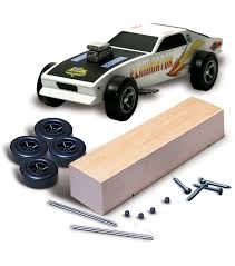 Pinewood Derby Cars Designs Pinewood Derby Car Kit Basic