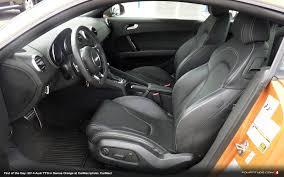 Find of the Day: Samoa Orange Audi TTS at CarMax - Fourtitude.com
