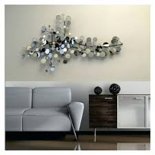 abstract mirror wall art uk