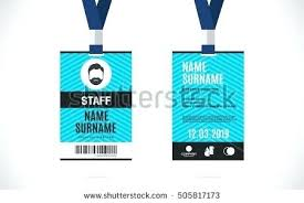 Event Badge Template Awesome Blank Id Card Template Badge Templates Homemade Spy Cards