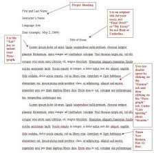 Writing An Essay In Mla Format Sample Essay In Mla Format Rome Fontanacountryinn Com