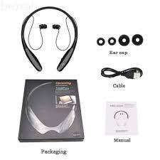 Bộ Tai Nghe Bluetooth Không Dây Hbs900S Chuyên Dụng Kèm Phụ Kiện - Tai nghe  Bluetooth chụp tai Over-ear