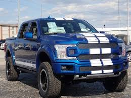 New 2018 Ford F-150 SHELBY 4D SuperCrew in Bloomington #NF1655   Sam ...
