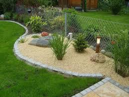 Innenarchitektur Kleines Beet Mit Kies Uncategorized Garten Mit