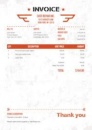 How To Create A Professional Invoice Free Invoice Generator Print Email Invoices In Seconds