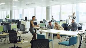 Open Office Design New Decorating