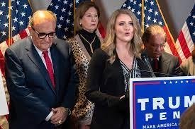How Is Trump's Lawyer Jenna Ellis ...
