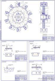 Курсовая работа по технологии машиностроения курсовое  Дипломный проект Восстановление ротора размольной камеры