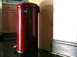 step trash can kitchen cute kitchen trash cans photos to red kitchen trash can furniture 13