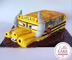 Cars 3 Cake Design Miss Fritter Cake Torta Scolpita A Tema Cars 3 Fritters