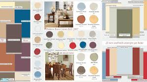S Pottery Barn Fall Paint Colors