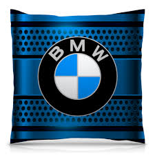 "Подушка 40х40 с полной запечаткой ""<b>Авто BMW</b>"" #2515717 от ..."