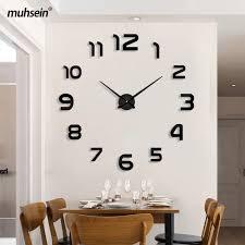 new wall clock decorations