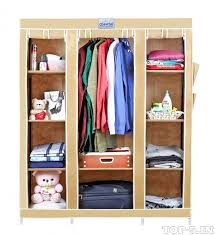 cbeeso metal frame wardrobe