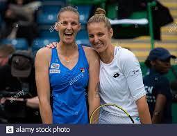 Karolina Pliskova & Kristyna Pliskova ...