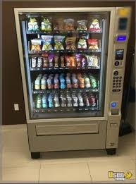 Used Vending Machines For Sale Delectable Crane Merchandising 48D Combo Vending Machine For Sale In New