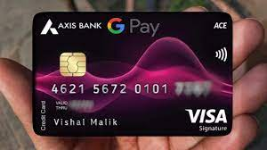 8 who to contact in case of issues relating to credit card? Axis Bank Joins With Google Pay And Visa To Launch Ace Credit Card Passionate In Marketing