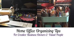 office organization tips. home office organization tips for creative business owners and visual people