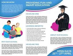 School Brochure Design Pdf Rafaelfran Co
