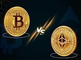 Bitcoin uses blockchain too, of course, but the ethereum blockchain is more sophisticated and can be used to run applications. Bitcoin Vs Ethereum 2021 Race To Mass Adoption The European Business Review
