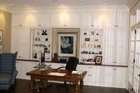 kansas oak hidden home office. Breath Taking Home Offices With Custom Built Cabinetry Finished In White Enamel Wood Countertop. Kansas Oak Hidden Office L