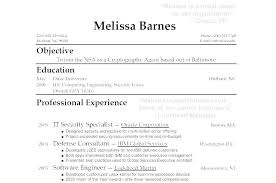 Resume Without Objective Samples Resume Samples For Highschool Students With No Work Experience High