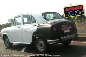 ambassador car new releaseUpcoming Sub4 Meter Ambassador CS May Use Fiats 13L Multijet