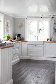 New Kitchen Flooring New Kitchen With Grey Wood Floors 46 On With Kitchen With Grey