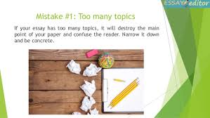 how to correct mistakes in your essay  essay errors and ways how to correct them 3