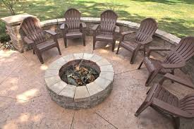 concrete patio designs with fire pit. Contemporary Pit Floor Concrete Patio With Square Fire Pit Remarkable And Inside Patios Pits  Prepare 16 Designs