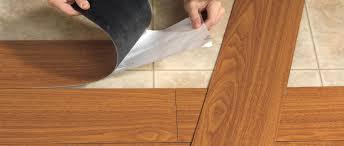 how to install a sheet vinyl floor