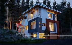 House D Interior Exterior Design Rendering Modern Home Designs - Interior exterior designs