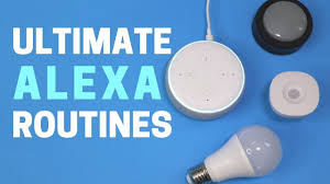 How To Automate Lights With Alexa 12 Cool Alexa Routines Automating My Smart Home With Alexa