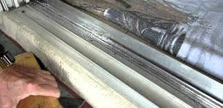 when we get calls about garage door replacement tracks we often hear questions on whether it is more cost effective to replace track vs installing a new